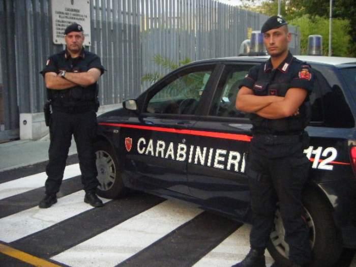 Doi soţi români mergeau la furat, în Italia, cu tot cu copilul lor. Cum a fost prinsă familia care obișnuia să jefuiască bătrâni