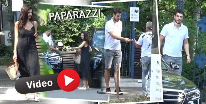 Christina Ich și soțul, Alex Pițurcă, ultima fiță în materie de mașini. Imagini exclusive cu noii bolizi pe care îi conduc / PAPARAZZI