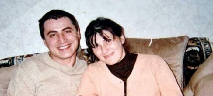 imagine cu Elodia Ghinescu și Cristian Cioacă