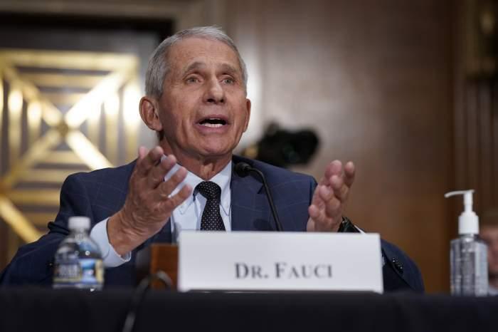 """Doctorul Anthony Fauci, avertisment privind imunizarea cu cea de a treia doză: """"Ar putea avea efect nedorit"""""""