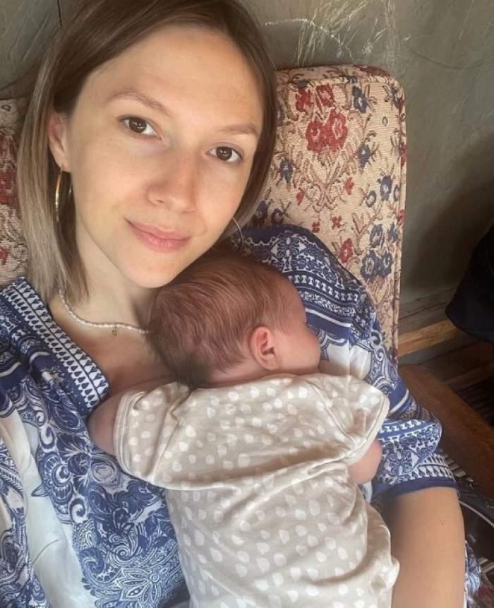"""Adela Popescu  a stabilit data și locația botezului celui de-al treilea copil. Ce detalii mai are de pus la punct vedeta: """"Nu știm ținutele"""""""