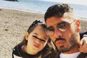 """Antonia și Vincenzo Castellano s-au pus de acord în privința custodiei fiicei lor. Cum își impart cei doi foști atribuțiile de părinți: """"Lucruri normale"""""""
