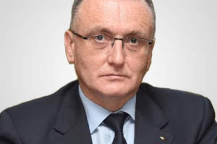 Fotografie portret cu Sorin Cîmpeanu