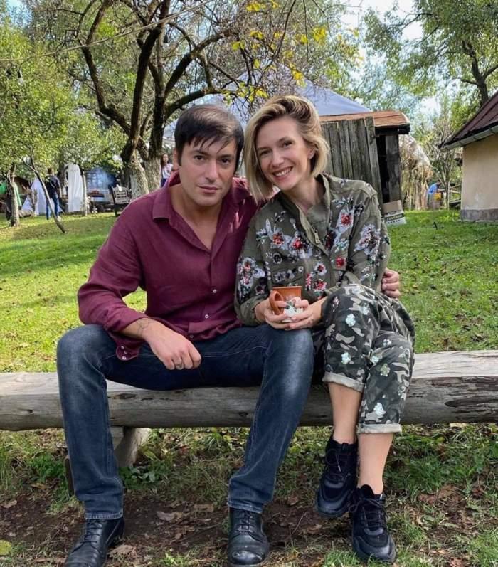 """De ce nu a mai dus-o Radu Vâlcan pe Adela Popescu la Roma, la aniversarea a șase ani de căsătorie: """"Deci nu e glumă"""""""