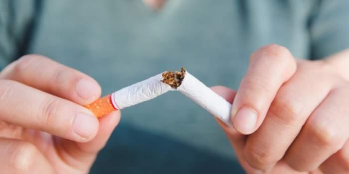 Prima zi fărățigări. Care sunt simptomele de sevraj nicotinic și cum le ții sub control