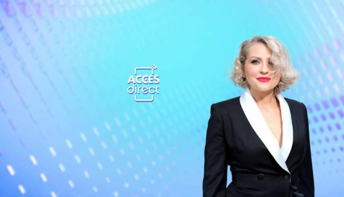 promo pentru Acces Direct cu Mirela vaida