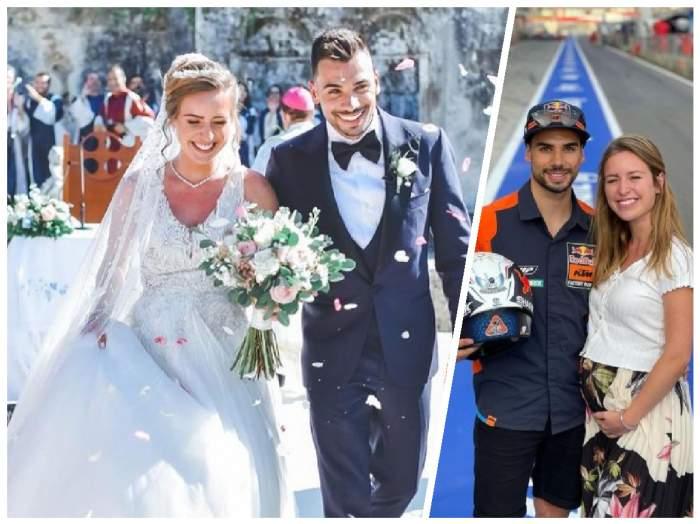 cei doi frați vitregi la nuntă și  o poză cu burtica de gravidă
