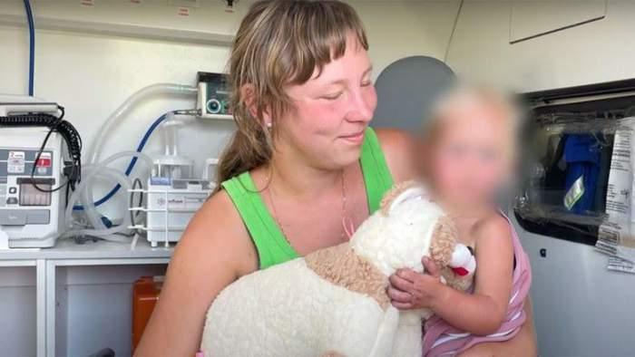 Un copil de 2 ani din Rusia a supraviețuit 4 zile în pădure, după ce s-a rătăcit. A fost găsit într-o pădure plină de lupi și urși