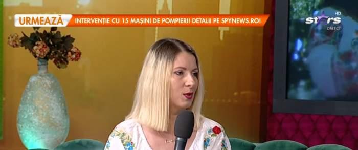 Letiția Moisescu, la Star Matinal