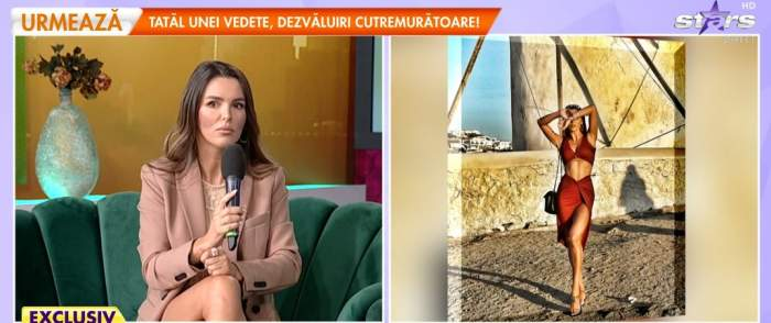 Denisa Nechifor, la Antena Stars