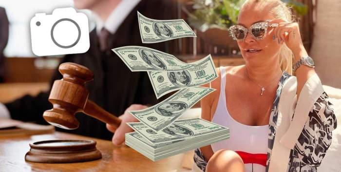Colaj Vica Blochina, bani, proces