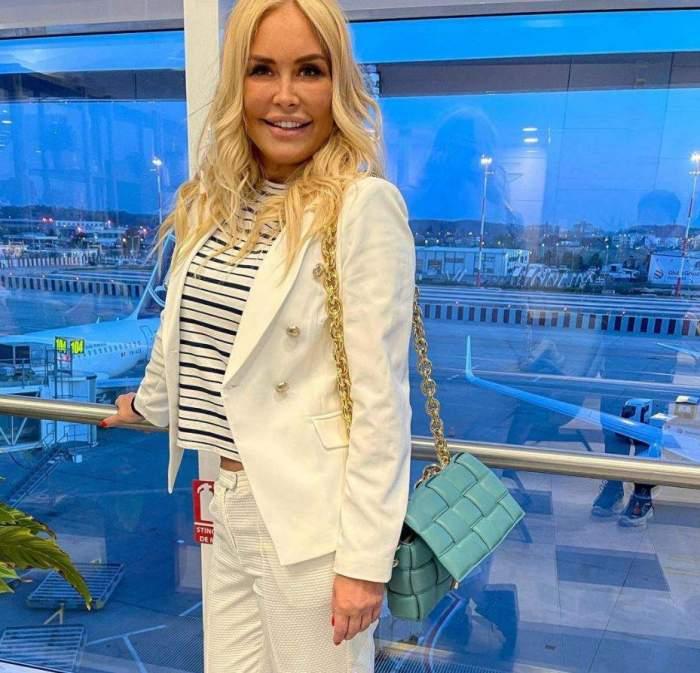 Vica Blochina a fost evacuată din apartamentul de lux! Vedeta a acumulat datorii de mii de euro la întreținere / VIDEO