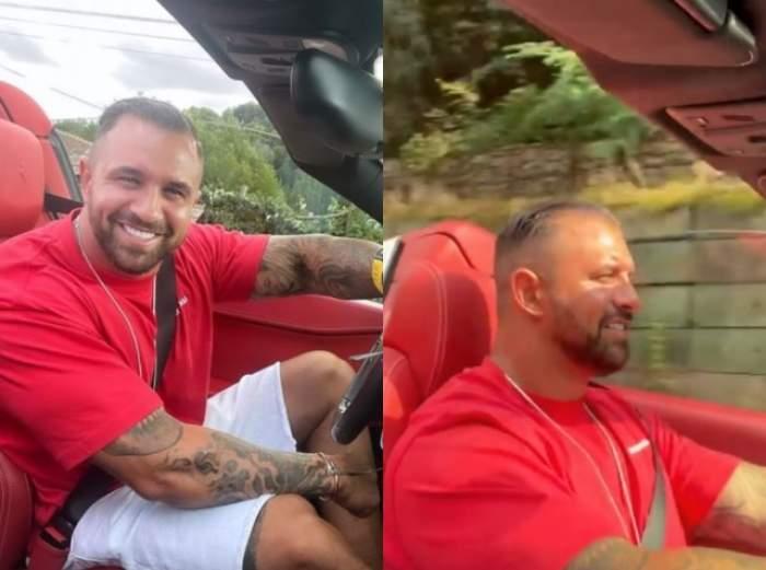 Scandalurile l-au lăsat pe Alex Bodi fără păr! Ce detaliu au observat internauții în ultima postare a afaceristului / FOTO