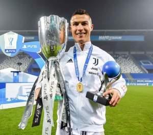 Cristiano Ronaldo s-a întors la Manchester United. Juventus a semnat transferul pentru suma de 20 de milioane de euro