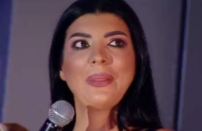Andreea Tonciu, în lacrimi la TV