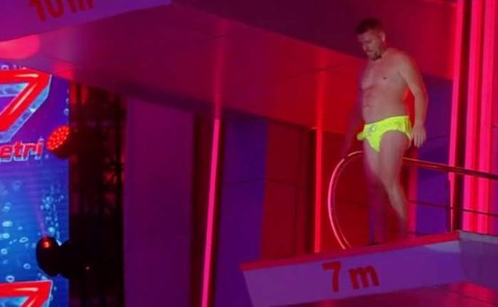 Sonny Medini, pe trambulină