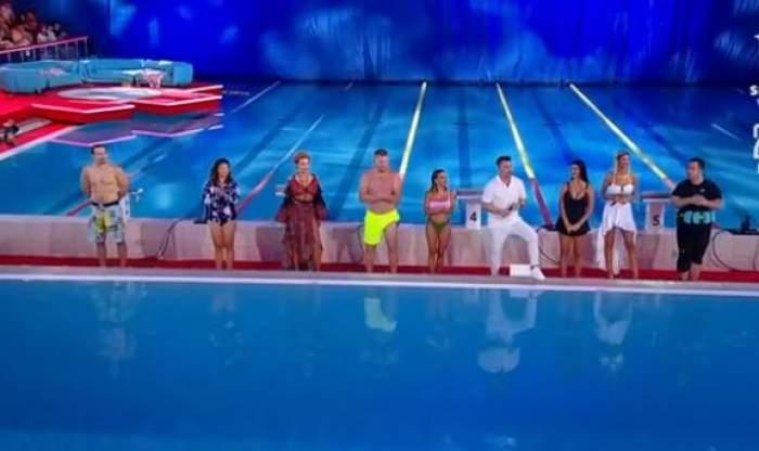 Toti concurenții de la Splash! Vedete la apă