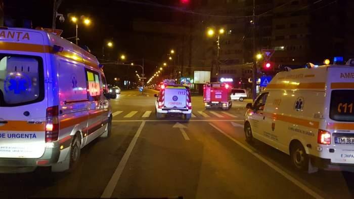Accident teribil în drum spre nuntă! Trei femei și un copil de 6 ani din Maramureș sunt în stare gravă