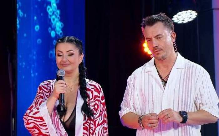 Gabriela Cristea și Răzvan Fodor la Antena 1