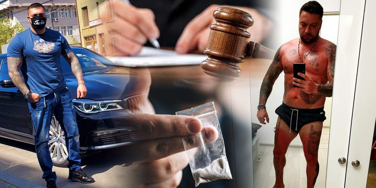 Interlopul ucigaș care l-a amenințat cu moartea pe șeful poliției, ajutat de judecători / I-au dat și cocaina înapoi