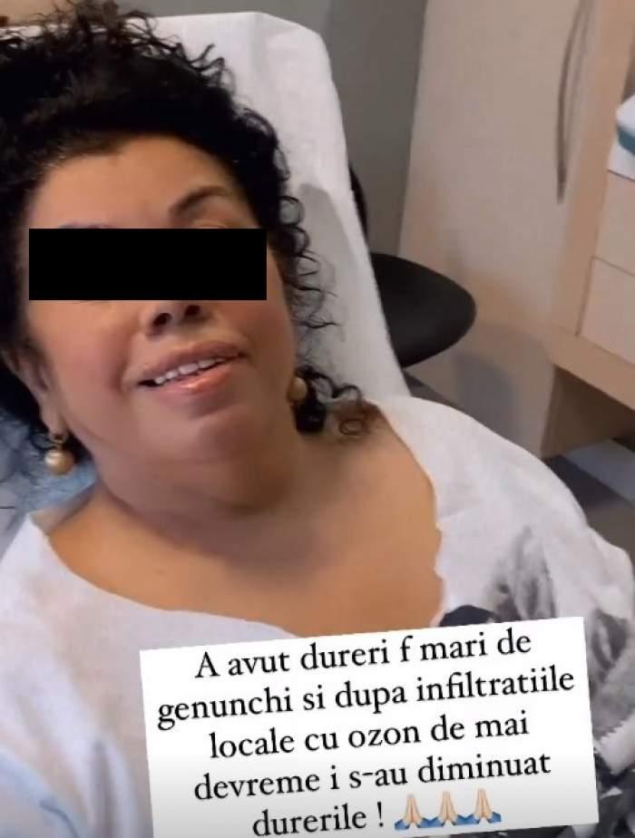 """Doinița Oancea și-a dus mama la medic. Ce probleme de sănătate are femeia: """"A avut dureri foarte mari"""" / VIDEO"""