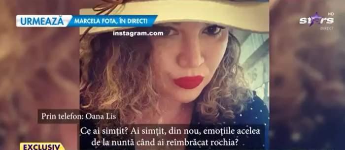 Oana Lis, la Antena Stars.