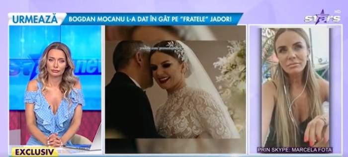 Marcela Fota, la Antena Stars