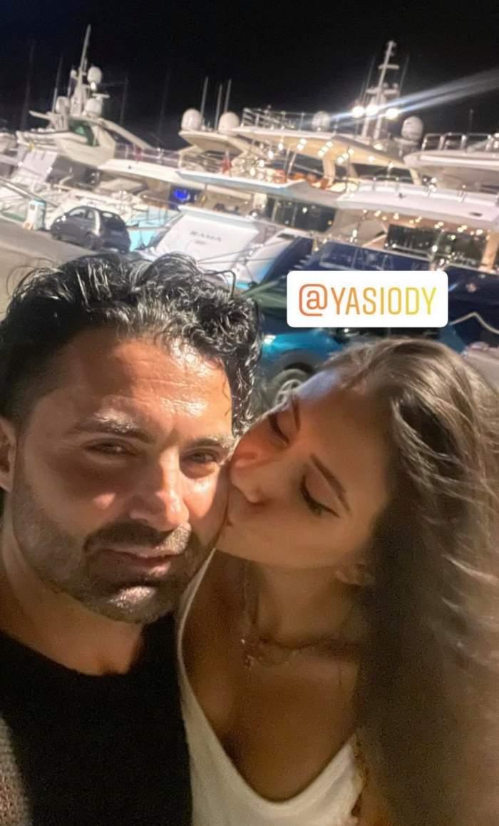 Pepe și Yasmine Ody, imagini incendiare din vacanță. Cum s-au fotografiat cei doi în Cannes