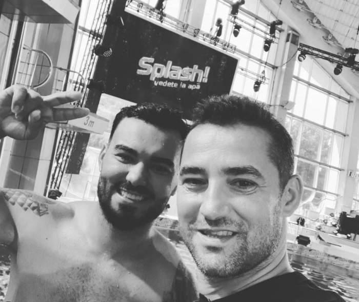 Cine este Bogdan Ioniță sau Bobo, juratul de la Splash! Vedete la apă
