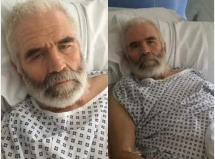 """Un român de 66 de ani a ajuns să cerșească în Marea Britanie, deși plecase la muncă. Ce s-a întâmplat cu bărbatul: """"Au profitat niște nenorociți de el"""" / FOTO"""