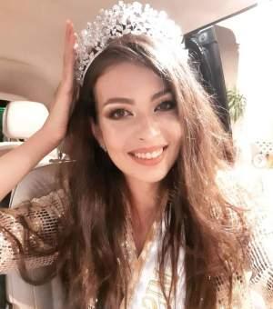 Cine este Carmina Olimpia Cotfas, câștigătoarea Miss Universe România 2021. Tânăra are doar 21 de ani