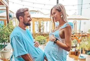 Gabriela Priscariu a dezvăluit greutatea bebelușului său. Cât cântărește micuțul înainte să se nască / FOTO