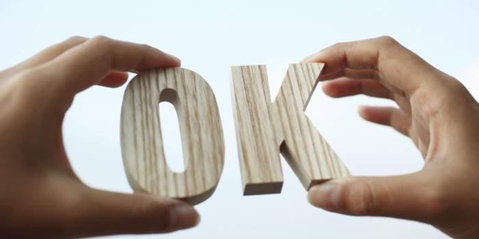 Ce înseamnă OK și de unde provine acest cuvânt