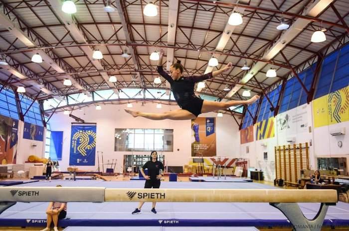 Larisa Iordache, despre accidentarea de la Jocurile Olimpice. Cum se simte gimnasta acum