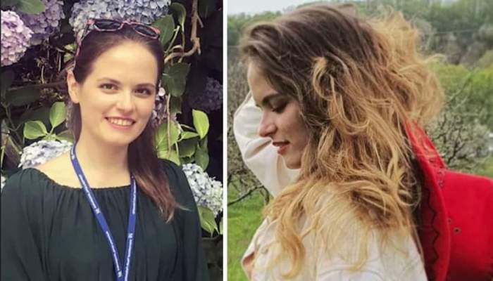 Cele două tinere studente care au murit în accidentul de pe Autostrada Soarelui