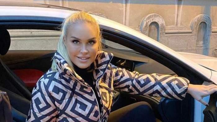 Vica Blochina a leșinat la volan! Fosta balerină, detalii în exclusivitate despre starea de sănătate / VIDEO