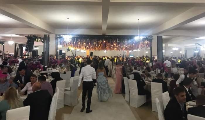 Nuntă cu 1700 de invitați într-o cumună din Satu Mare, aflată în scenariul roșu. Ce măsuri au luat autoritățile