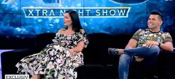 Florin și Brigitte Pastramă la Antena Stars