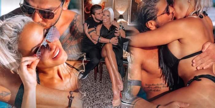 Anda Adam și noul ei iubit în vacanță