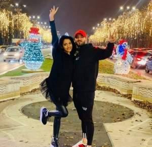 """Cântăreața Dodo și Liviu Kevin s-au despărțit oficial. Ce spune bruneta, însărcinată în șapte luni, despre ruptura lor: """"Nu cunoști un om într-o viață"""""""