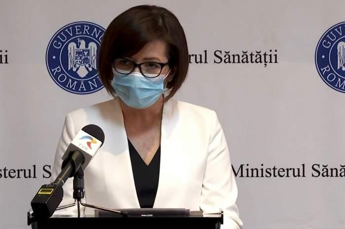 """Ioana Mihăilă, noi propuneri pentru accelerarea campaniei de vaccinare: """"Bonuri de masă și tombole pentru cei imunizați"""". Ministrul Sănătății pregătește și o ordonanță de urgență"""