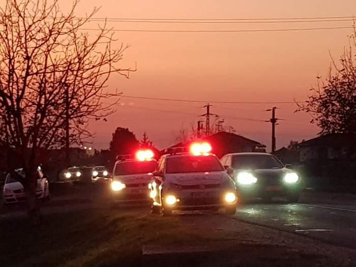 Un șofer grec a fost prins de oamenii legii în Ilfov, în timp ce încerca să ascundă o crimă. Ce a făcut după ce și-a abandonat victima