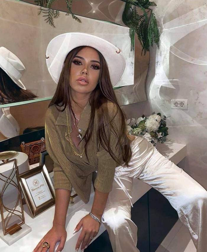 """Andra Voloș, """"agățată"""" de fostul iubit al lui Kylie Jenner? Ce mesaj i-a trimis Tyga șatenei pe Instagram / FOTO"""