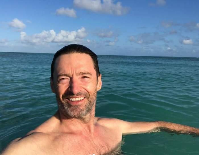 """Hugh Jackman are cancer pentru a șaptea oară? Interpretul lui Wolverine își atenționează fanii: """"Nu faceți ca mine"""""""