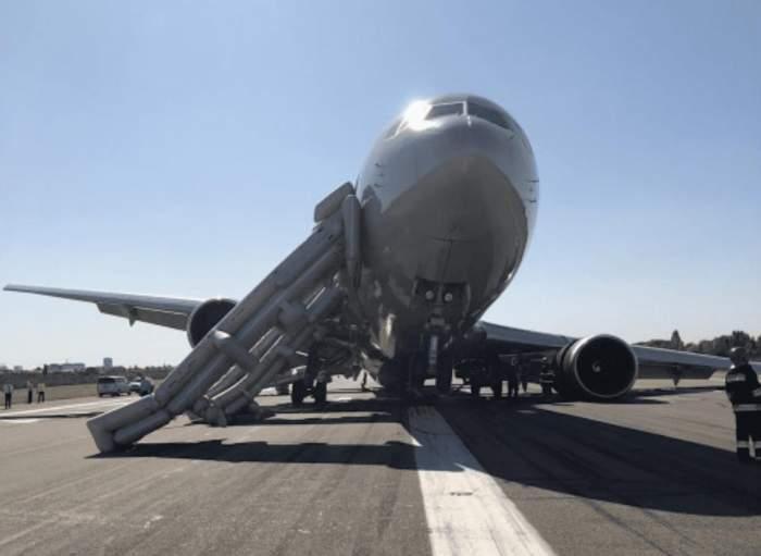 Un copilot a leșinat chiar în timp ce se afla la manșa avionului cu 76 de pasageri la bord. Ce a urmat după