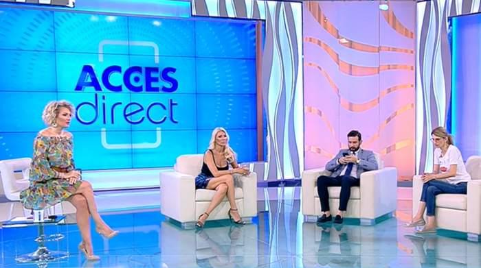 Acces Direct. Cum răspunde fostul soț al Mihaelei la acuzațiile pe care femeia i le face. De ce nu îi dă copilul / VIDEO