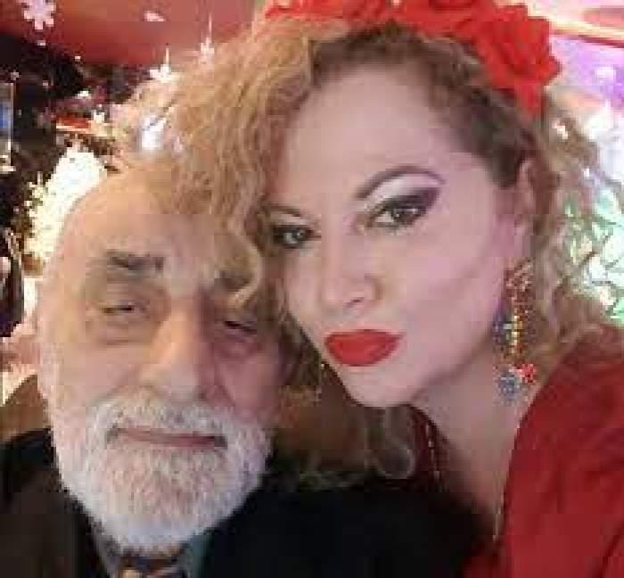 Oana și Viorel Lis, selfie împreună