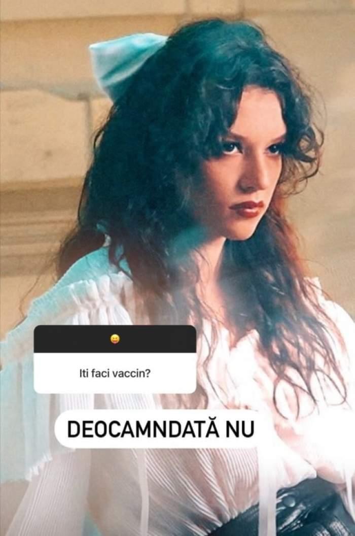 Răspunsul oferit de Cleopatra Stratan
