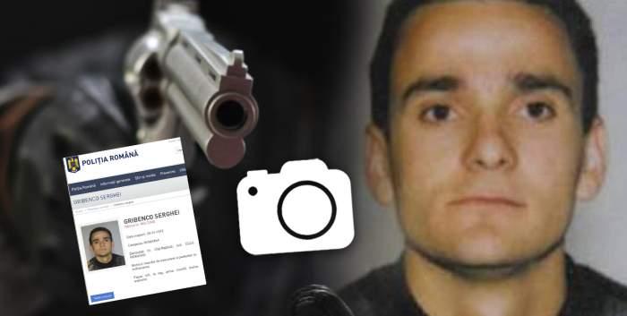 Suspectul din cazul dublului asasinat de la casa de schimb valutar, acuzat de încă o faptă, în timp ce este urmărit general / Serghei Gribenco este bun de plată