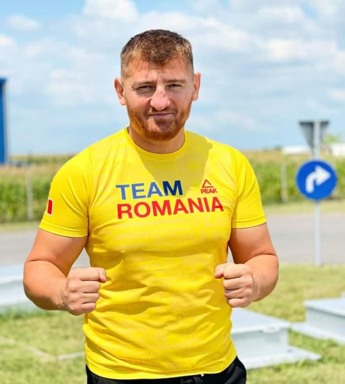 Cătălin Moroșanu se mută de la Iași la București. Care este motivul pentru care sportivul va pleca de lângă fetița și soția sa